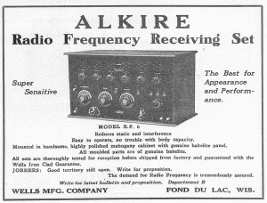 Fig 3 - Alkire 1922 Ad